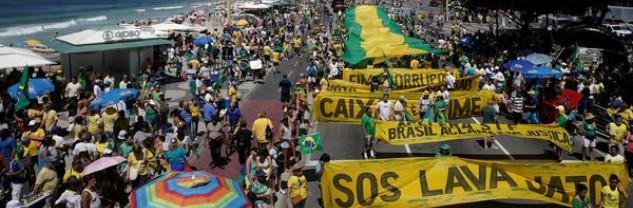 Brasil, crisis y destino incierto: Entrevista al Dr. Amílcar Salas Oroño