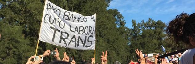 La vulnerabilidad de la población trans en Argentina