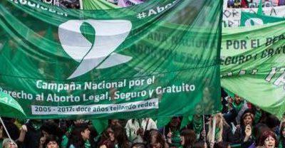 Derecho al aborto legal, seguro y gratuito