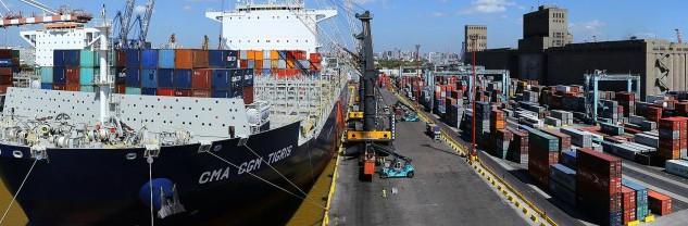 Desempeño de la balanza exportadora en el primer semestre del año
