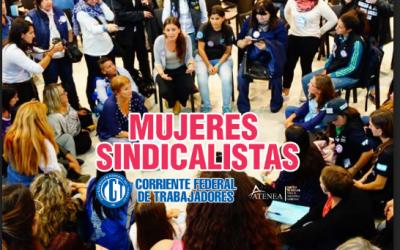 """Nuevo cuadernillo de Mujeres Sindicalistas: """"Las mujeres, el trabajo y la comunidad organizada"""""""
