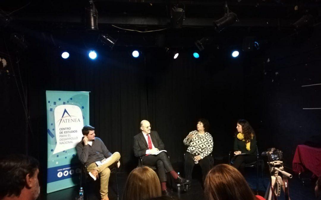 Trabajo y Feminismo: nuevo contrato social. Charlamos con Carlos Tomada y Dora Barrancos